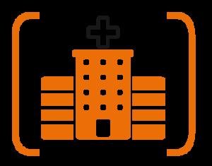 sector hospitalario - serie clinic